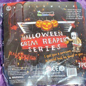 Fun Little Toys Halloween Grim Reaper Costume Acce